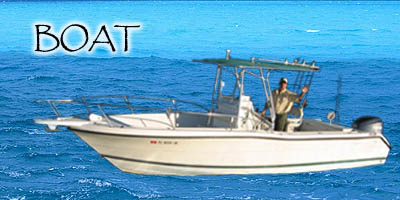 Charter Boat and Rates