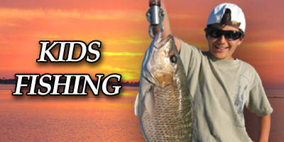 Sarasota Fishing Chartrs | Kids Fishing Florida